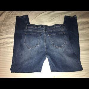 Women's Kensie Skinny Jeans size 6 (28)💕